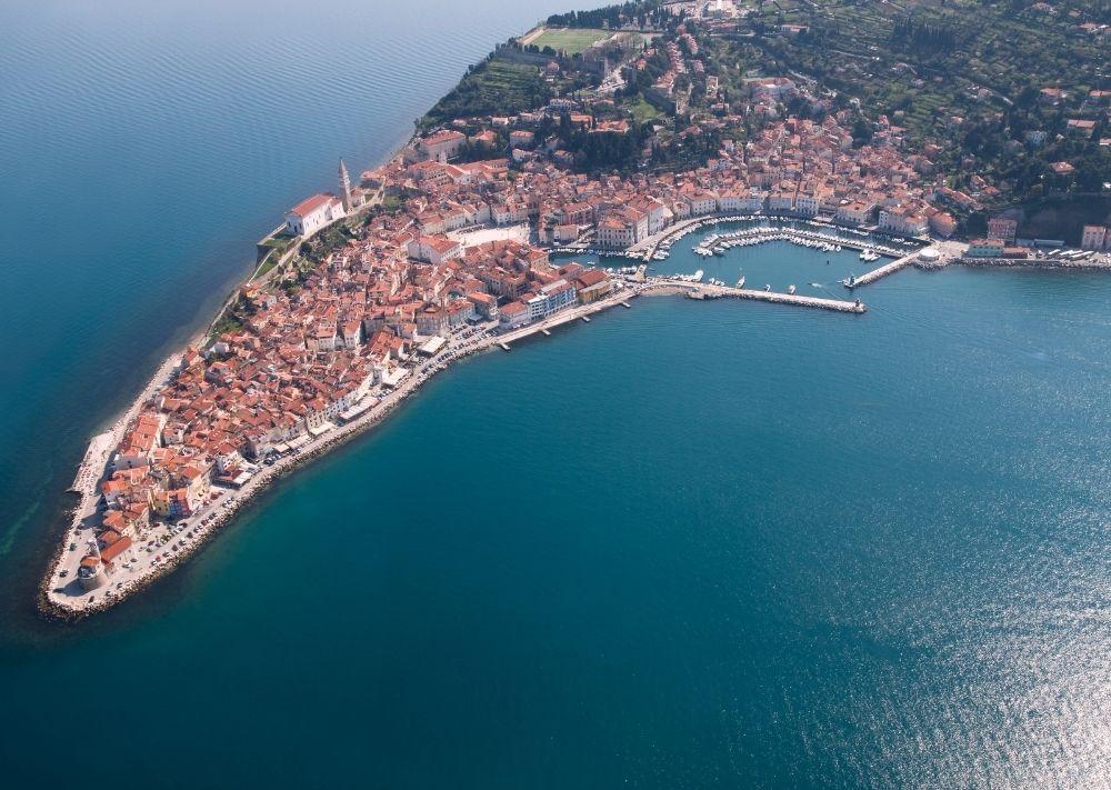 Pobyty na slovinském pobřeží