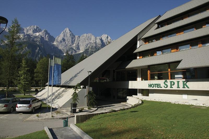 Hotel Špik 3* Gozd Martuljek