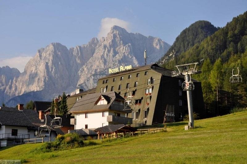 Hotel Alpina - Kranjska Gora